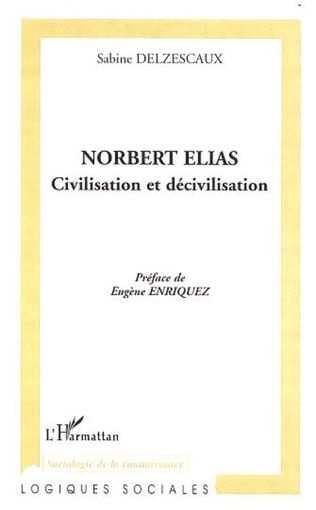 Couverture NORBERT ELIAS