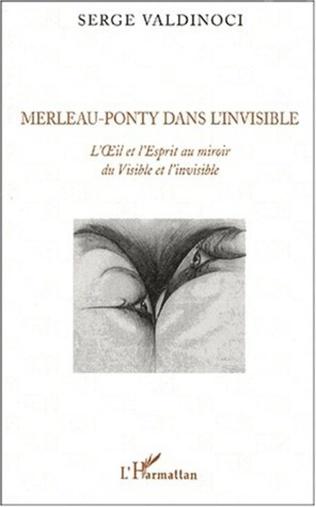 Couverture Merleau-Ponty dans l'invisible