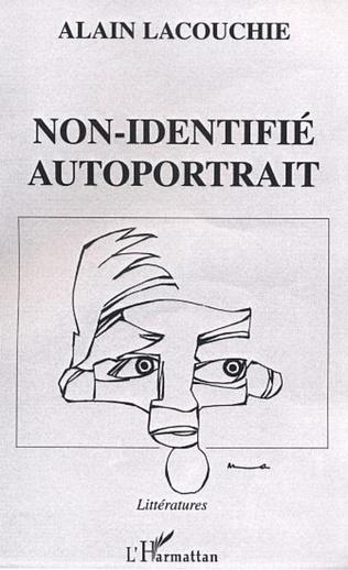 Couverture NON-IDENTIFIE AUTOPORTRAIT