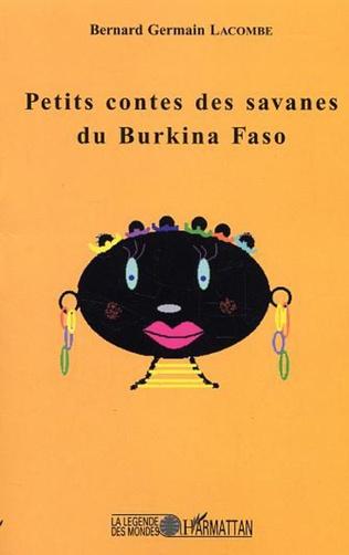 Couverture Petits contes des savanes du Burkina Faso