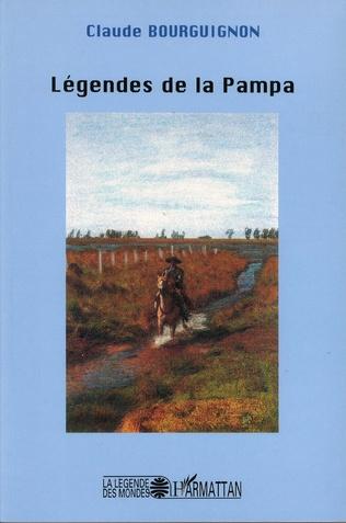 Couverture Légendes de la Pampa