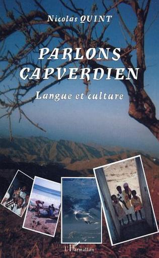 Couverture Parlons Capverdien