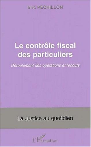 Couverture Le Contrôle fiscal des particuliers