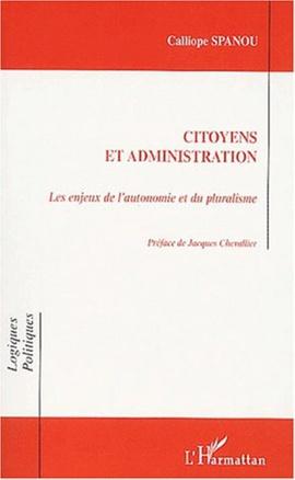 Couverture CITOYENS ET ADMINISTRATION