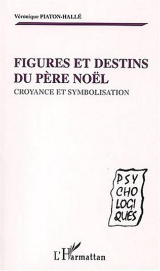 Couverture FIGURES ET DESTINS DU PERE NOEL