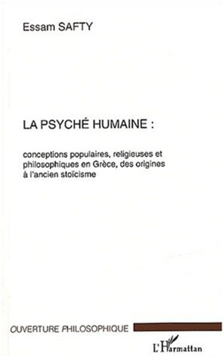 Couverture La psyché humaine