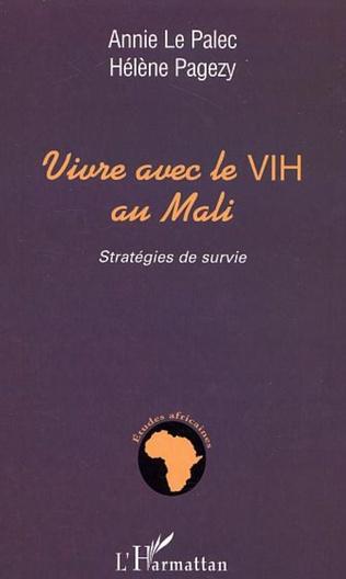 Couverture VIVRE AVEC LE VIH AU MALI