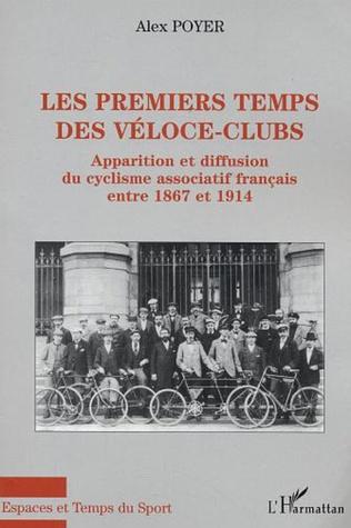 Couverture LES PREMIERS TEMPS DES VELOCE-CLUBS
