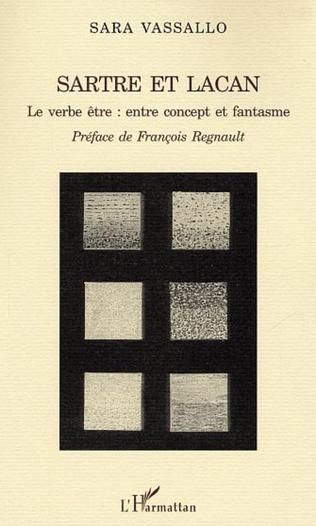 Couverture Sartre et Lacan