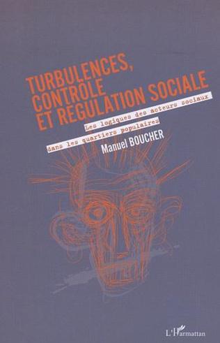 Couverture Turbulences, contrôle et régulation sociale