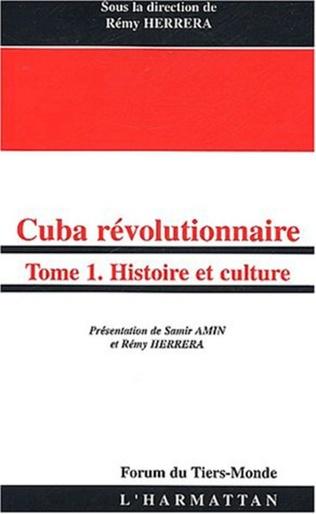 Couverture Cuba révolutionnaire