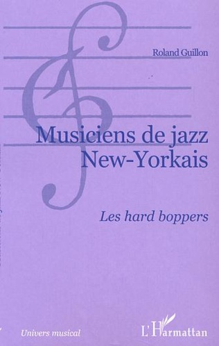 Couverture Musiciens de jazz New-Yorkais