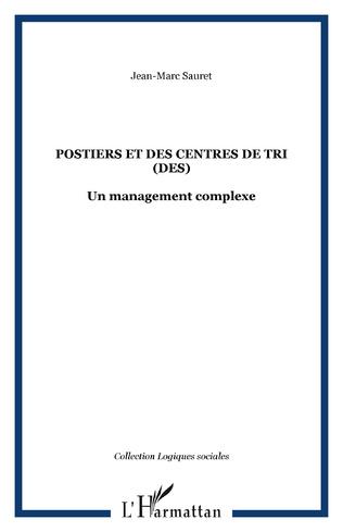 Couverture Postiers et des centres de tri (Des)