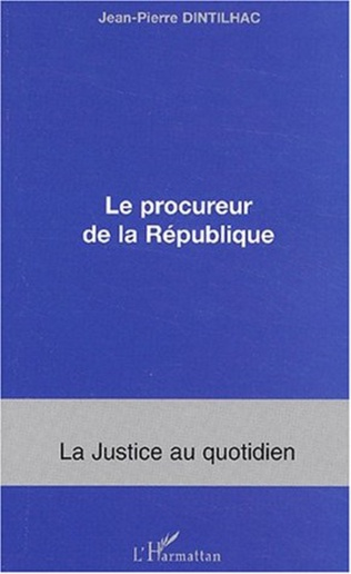 Couverture Le procureur de la république
