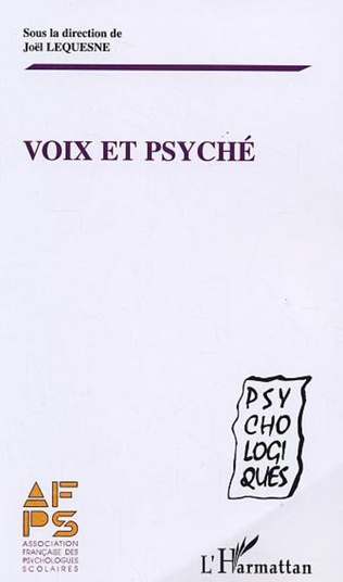 Couverture Voix et psyché