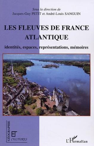 Couverture Les fleuves de France atlantique