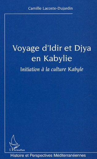 Couverture Voyage d'Idir et Djya en Kabylie