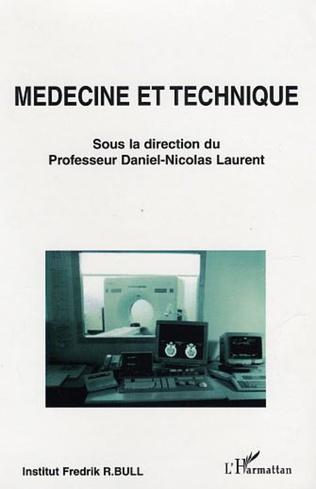 Couverture Médecine et technique