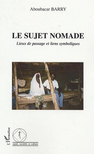 Couverture Le sujet nomade