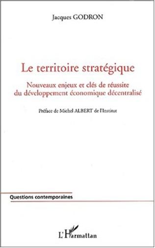 Couverture Le territoire stratégique