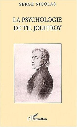 Couverture La Psychologie de Th. JOUFFROY