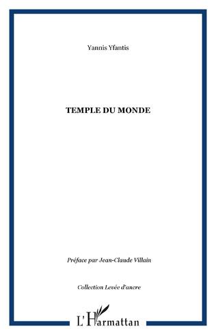Couverture Temple du Monde