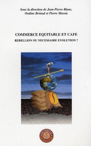 Couverture Commerce équitable et café