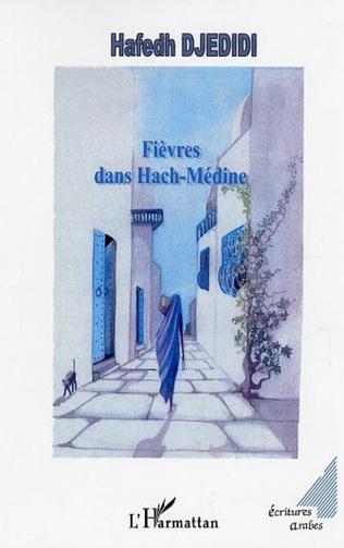 Couverture Fièvres dans Hach-Médine