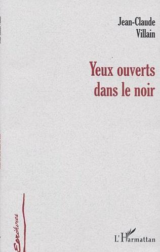 Couverture YEUX OUVERTS DANS LE NOIR