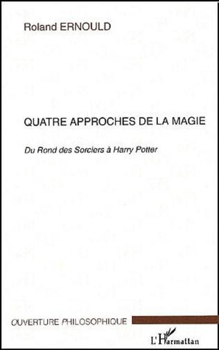 Couverture Quatre approches de la magie