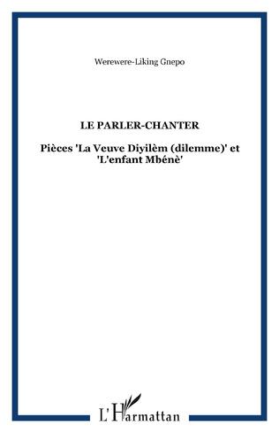 Couverture Le Parler-Chanter