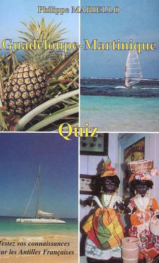 Couverture Guadeloupe-Martinique - Quiz