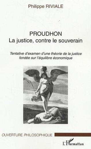 Couverture Proudhon