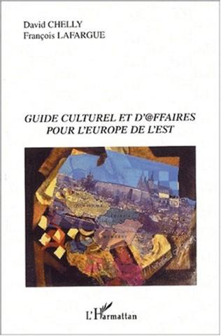 Couverture Guide culturel et d'@ffaires pour l'Europe de l'Est