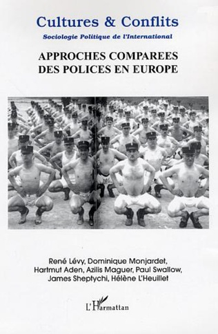 Couverture Approches comparées des polices en Europe
