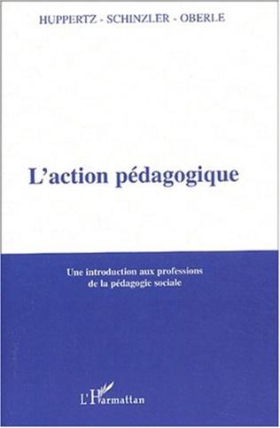 Couverture L'action pédagogique