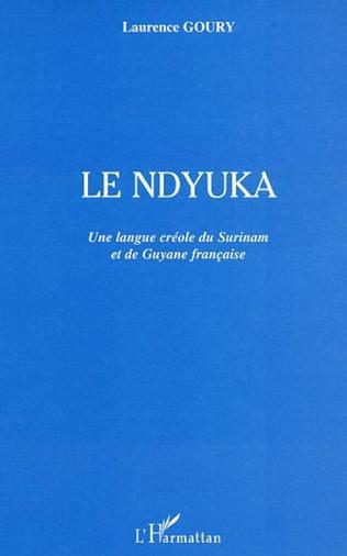 Couverture Le ndyuka