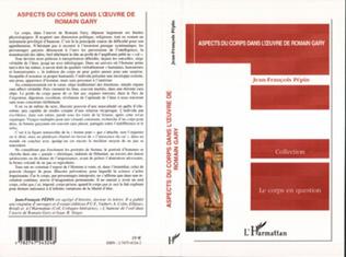 Couverture Aspects du corps dans l'œuvre de Romain Gary
