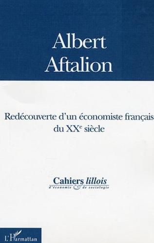 Couverture Albert Aftalion
