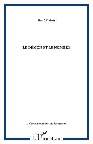 Couverture Le démon et le nombre