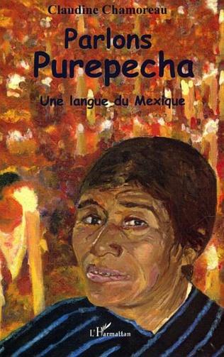 Couverture Parlons Purepecha