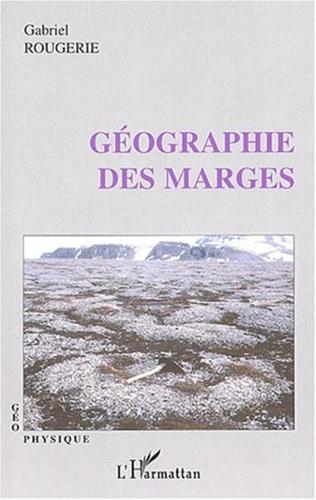 Couverture Géographie des marges