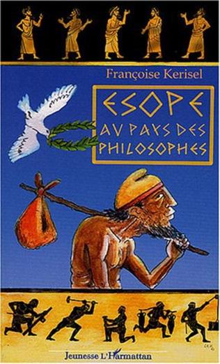 Couverture Esope au pays des philosophes