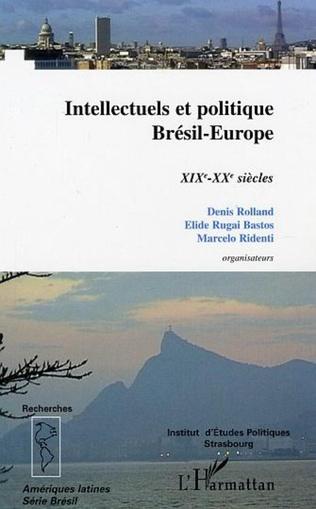 Couverture Intellectuels et politique