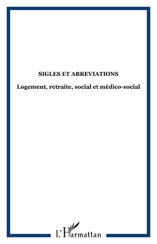 Couverture Sigles et abreviations