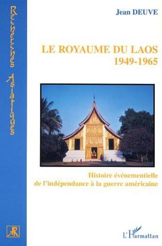 Couverture Royaume du Laos