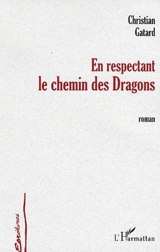 Couverture En respectant le chemin des dragons