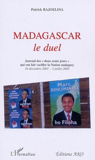 Couverture Madagascar, le duel