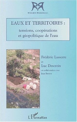 Couverture EAUX ET TERRITOIRES