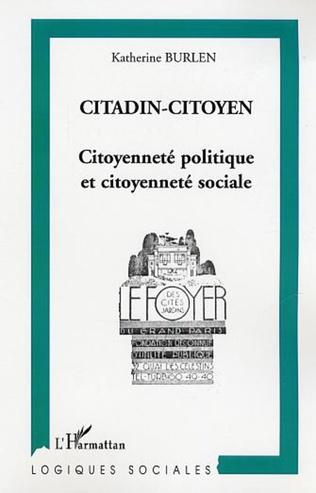 Couverture Citadin-citoyen